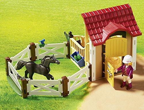 ALTRI ALTRO Unisex 12+ Anni, 3-5 Anni, 5-8 Anni, 8-12 Anni 6934 - GRAN MAN STALLA CAVALLO ARABO - Altro - Toys Center