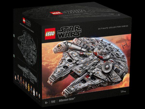 75192 - Millennium Falcon™ - Giocattoli Toys Center Disney Maschio 12+ Anni Star Wars