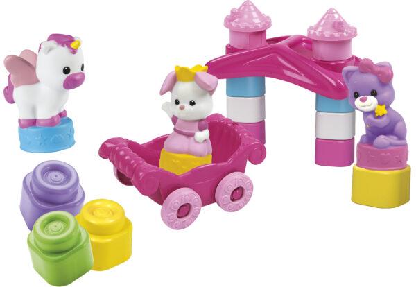CLEMMY SET PRINCIPESSA - Clemmy - Toys Center ALTRI Femmina 0-12 Mesi, 12-36 Mesi CLEMMY
