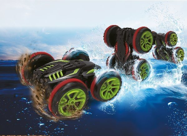 AMPHIBIOUS REPTIL MOTOR & CO Maschio 12+ Anni, 8-12 Anni TOYS CENTER