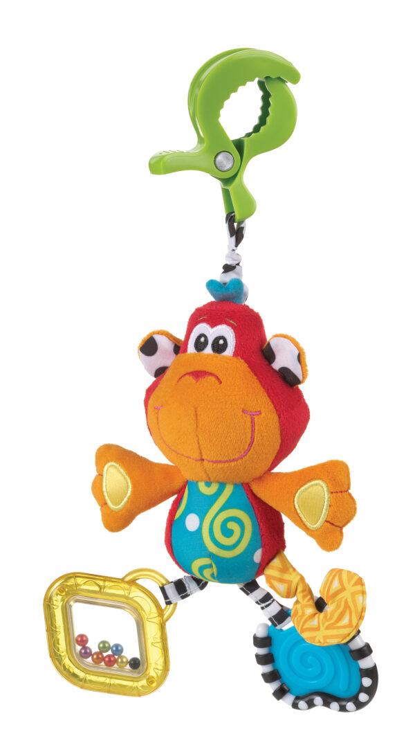 Dingly Dangly Curly the Monkey - Altro - Toys Center ALTRO Unisex 0-12 Mesi, 12-36 Mesi ALTRI