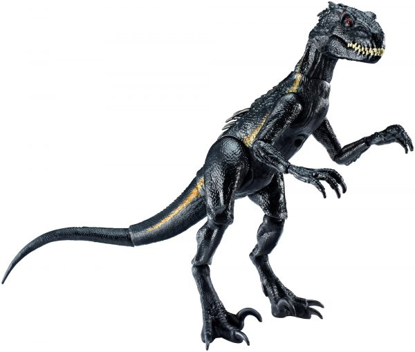 Jurassic World - Villain dino base 16,5cm, dinosauro protagonista del film - ALTRO - Action figures