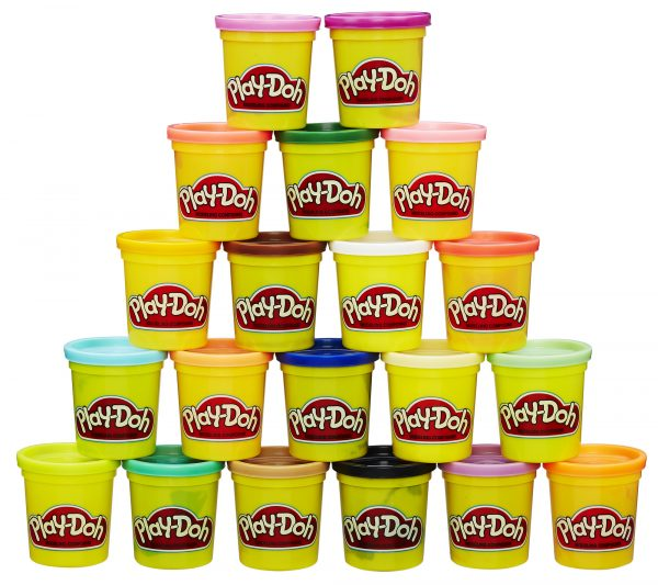Super Color Pack - Play-doh - Toys Center ALTRI Unisex 12-36 Mesi, 3-4 Anni, 3-5 Anni, 5-7 Anni, 5-8 Anni PLAY-DOH