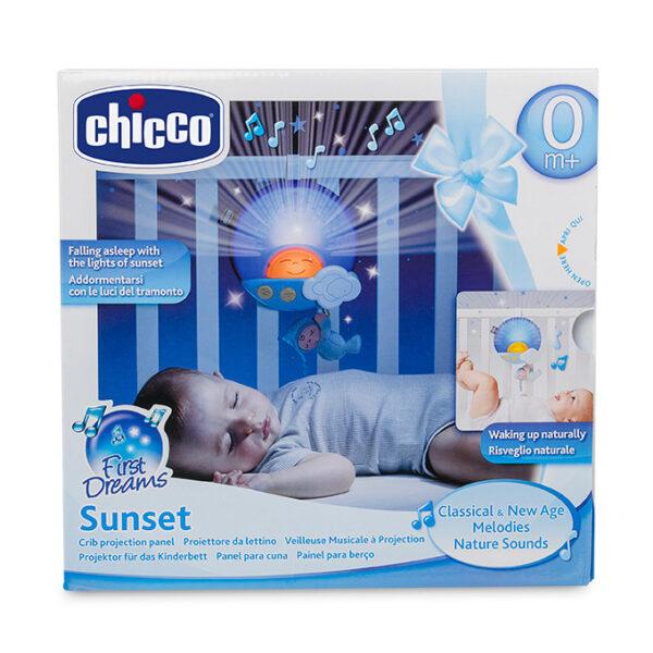 Chicco ALTRI Pannello Sunset Azzurro Maschio 0-12 Mesi, 0-2 Anni, 12-36 Mesi, 3-5 Anni, 5-8 Anni