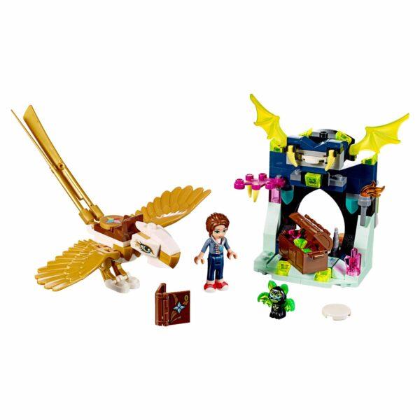 41190 - La fuga sull'aquila di Emily Jones - Lego Elves - Toys Center ALTRI Femmina 12+ Anni, 5-8 Anni, 8-12 Anni LEGO ELVES
