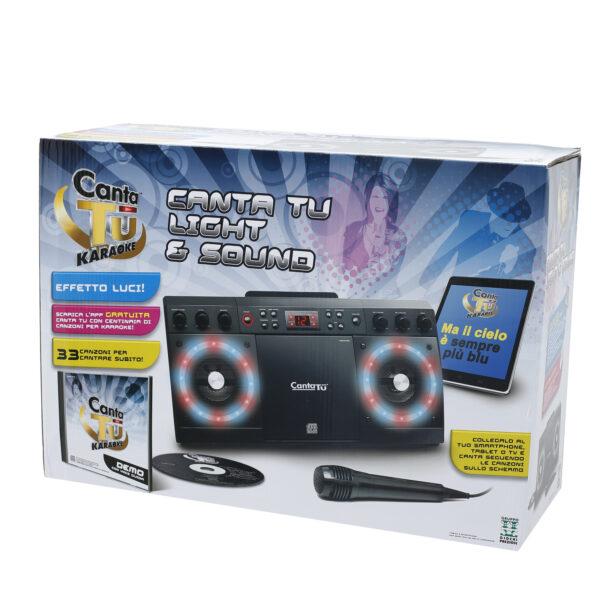 Canta Tu - Macchina Karaoke Light & Sound - Canta Tu - Toys Center - CANTA TU - Fino al -20%