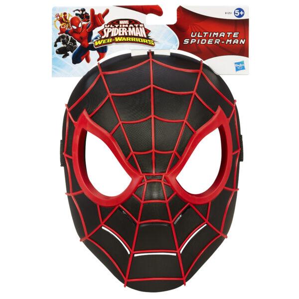 Marvel Spiderman Maschera Base Maschio 3-5 Anni, 5-7 Anni, 8-12 Anni