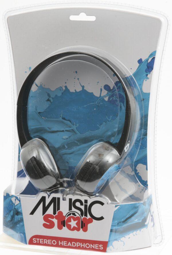 MUSIC STAR Cuffie stereo boy TOYS CENTER Maschio 12+ Anni, 5-8 Anni, 8-12 Anni MUSIC STAR