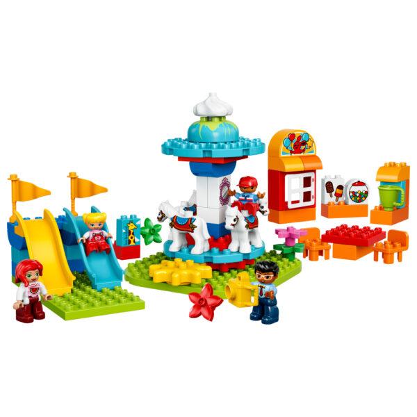10841 - Gita al Luna Park - Lego Duplo - Toys Center - LEGO DUPLO - Costruzioni