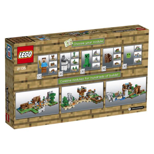 21135 - Crafting Box 2.0 - Minecraft - Toys Center ALTRI Maschio 12+ Anni, 5-8 Anni, 8-12 Anni MINECRAFT