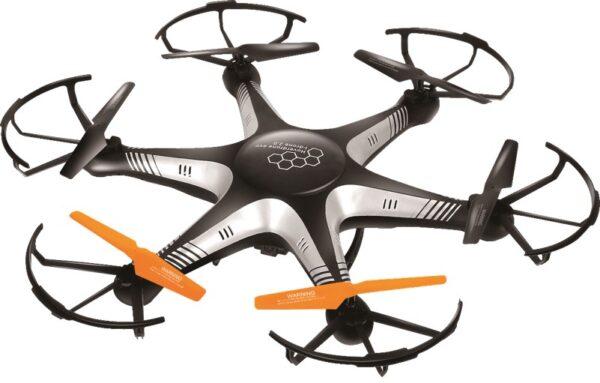 Drone 6 assi 4 canali MOTOR&CO Unisex 12-36 Mesi, 12+ Anni, 3-5 Anni, 5-7 Anni, 5-8 Anni, 8-12 Anni ALTRI