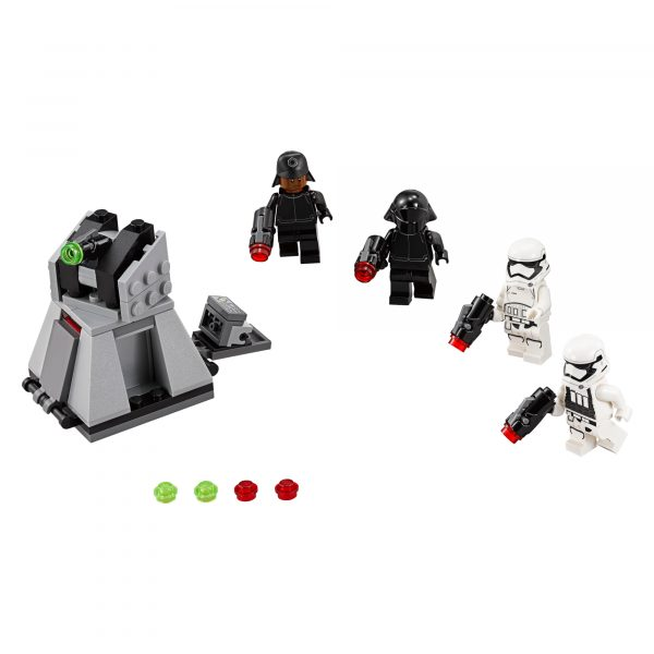 Disney Star Wars 75132 Battle pack - Disney - Toys Center Maschio 5-7 Anni, 5-8 Anni, 8-12 Anni