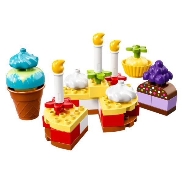 LEGO DUPLO ALTRI 10862 - La mia prima festa - Lego Nuovi Arrivi - LEGO - Marche Unisex 12-36 Mesi, 3-5 Anni