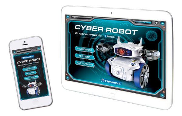 Cyber Robot - Focus / Scienza&gioco - Toys Center Unisex 0-12 Mesi, 12-36 Mesi, 3-5 Anni, 5-8 Anni, 8-12 Anni ALTRI FOCUS / SCIENZA&GIOCO