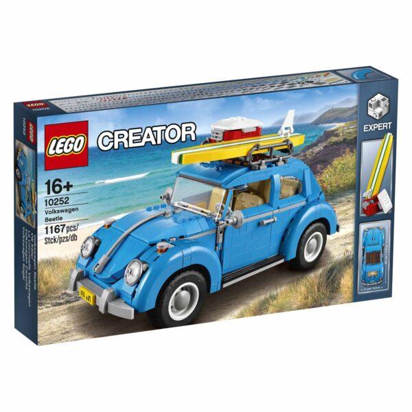 10252 - Maggiolino Volkswagen - Lego Creator LEGO CREATOR EXPERT Maschio 12+ Anni ALTRI
