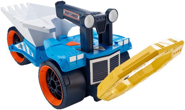 Mb treasure truck - MATCHBOX - Veicoli giocattolo a batteria