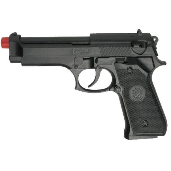 Pistola Parabellum cal. 6 mm. ALTRO Unisex 12+ Anni ALTRI