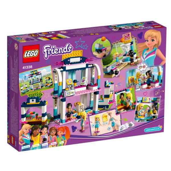 41338 - L'arena sportiva di Stephanie - Lego Friends - Toys Center - LEGO FRIENDS - Costruzioni