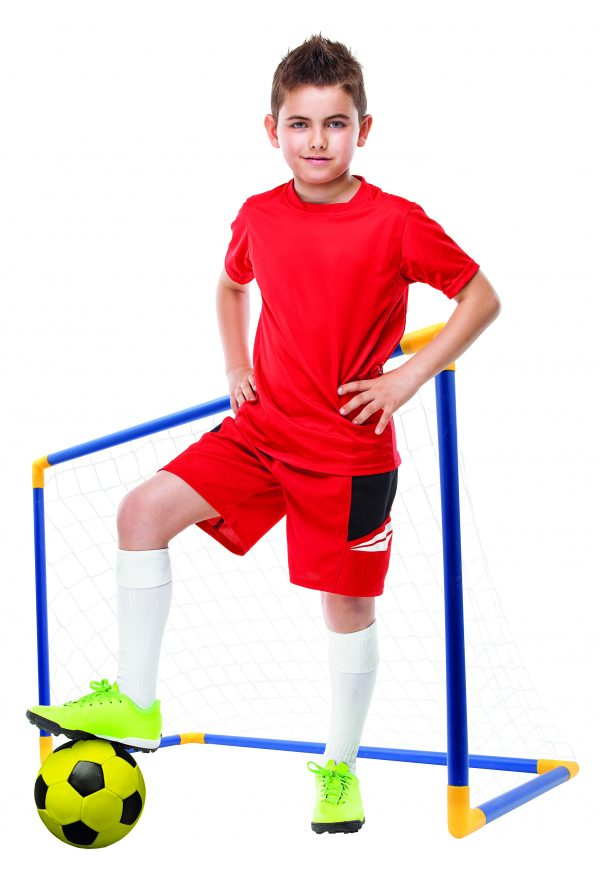 ALTRI SUN&SPORT Maschio 3-5 Anni, 5-8 Anni Porte Calcio Football Goal Set 2in1 - Fino al -30% - Estate