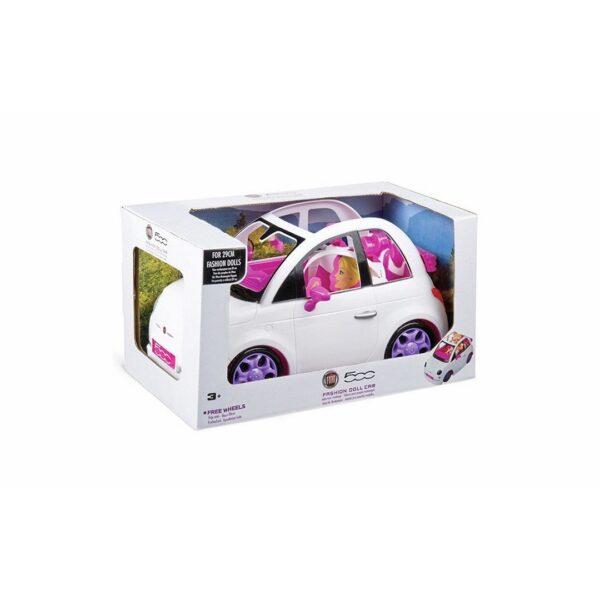 FIAT 500 AUTO PER FASHION DOLL - FIAT - Altre bambole e accessori