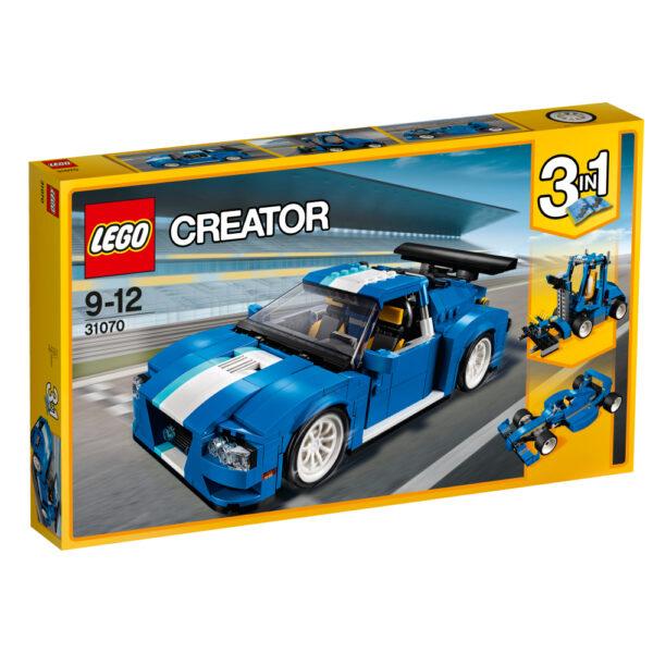 31070 - Auto da corsa - Lego Creator - Toys Center LEGO CREATOR Maschio 12+ Anni, 8-12 Anni ALTRI
