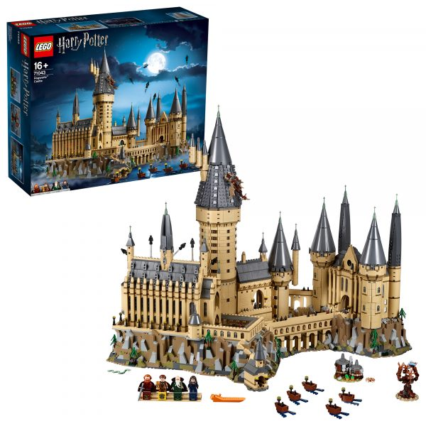 LEGO - Castello di Hogwarts™ - 71043 LEGO® Harry Potter™ Unisex 12+ Anni HARRY POTTER