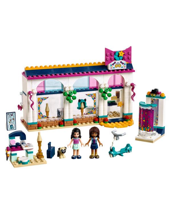 ALTRI LEGO FRIENDS Unisex 12+ Anni, 5-8 Anni, 8-12 Anni 41344 - Il negozio di accessori di Andrea - Età