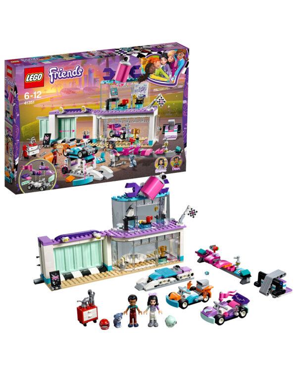 LEGO 41351 - Officina creativa ALTRI Unisex 12+ Anni, 5-8 Anni, 8-12 Anni LEGO FRIENDS