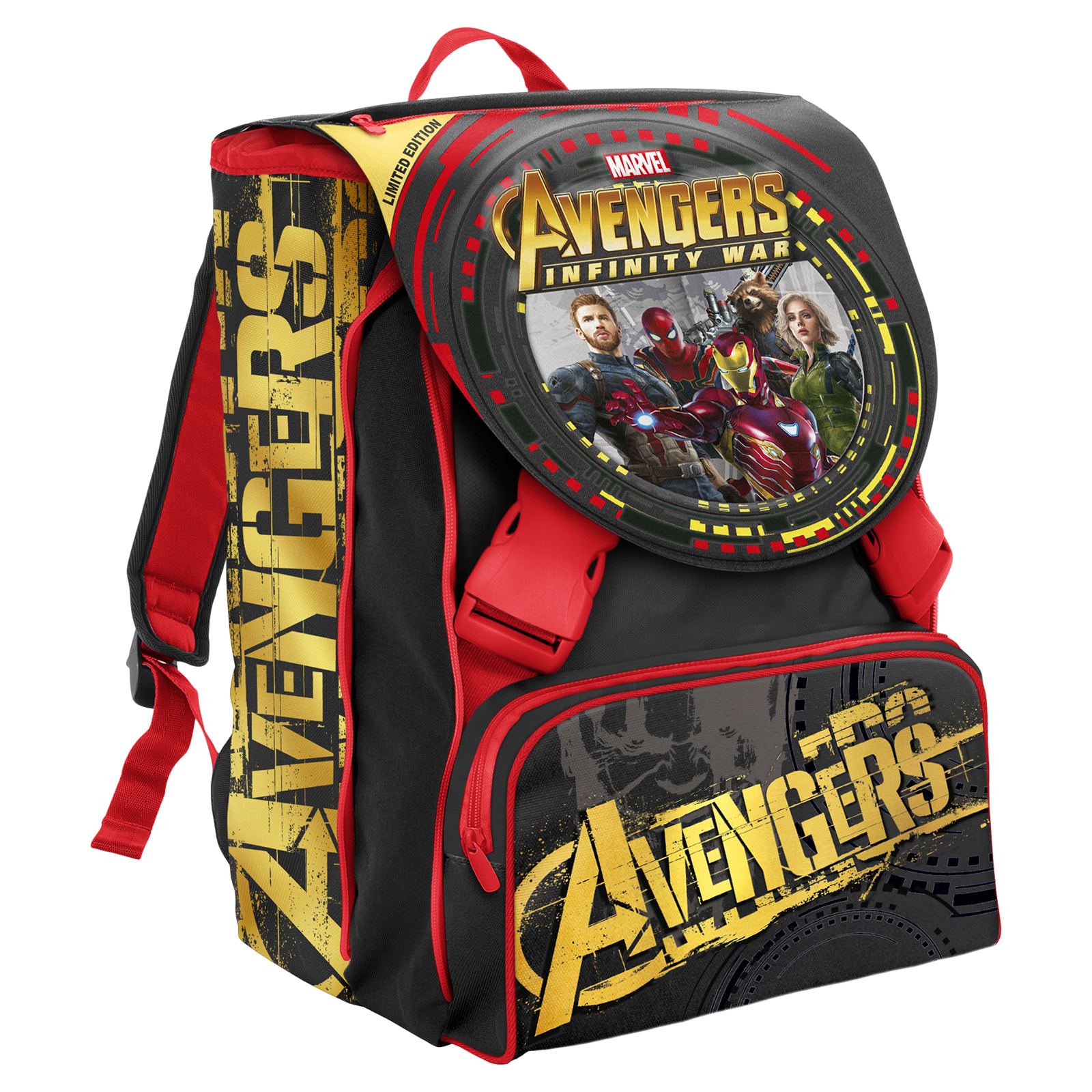 più recente 99398 db398 ZAINO SDOPPIABILE BIG AVENGERS - Marvel - Toys Center