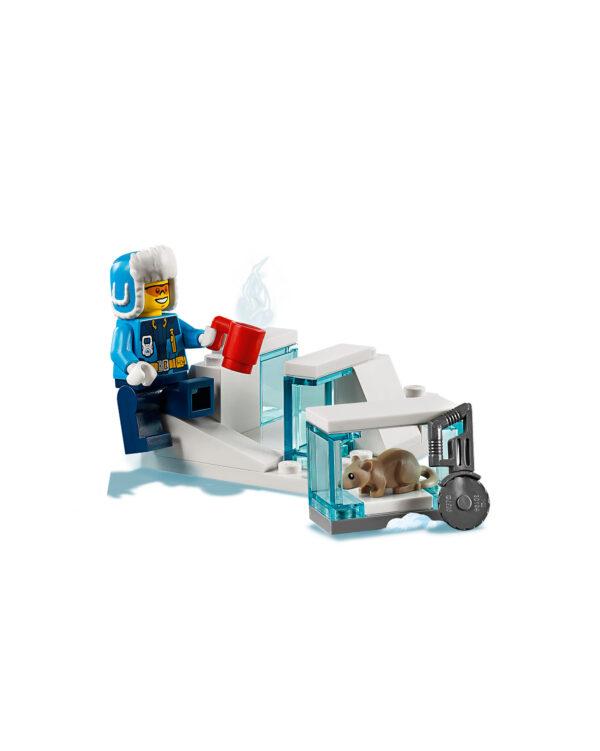 60192 - Gru artica ALTRI Unisex 12+ Anni, 5-8 Anni, 8-12 Anni LEGO CITY