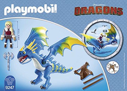 9247 - DRAGONS ASTRID E TEMPESTOSA DRAGONS Femmina 12+ Anni, 3-5 Anni, 5-8 Anni, 8-12 Anni ALTRO