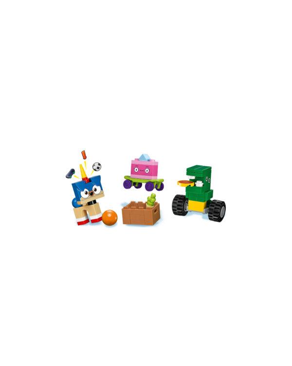 ALTRI LEGO UNIKITTY Unisex 12+ Anni, 3-5 Anni, 5-8 Anni, 8-12 Anni 41452 - Il triciclo di Prince Puppycorn™