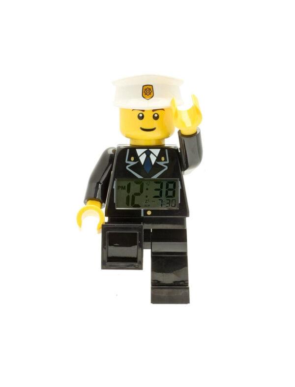 Sveglia LEGO City Poliziotto - Licenza Lego - LEGO - Marche Unisex 12+ Anni, 5-8 Anni, 8-12 Anni ALTRI ALTRO