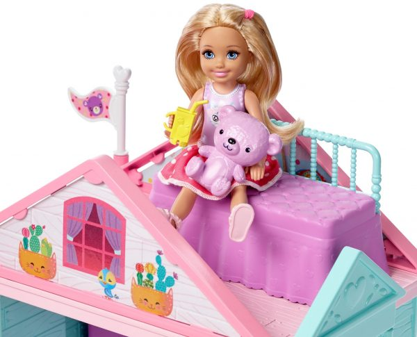 ALTRI Barbie Femmina 12-36 Mesi, 12+ Anni, 3-5 Anni, 5-8 Anni, 8-12 Anni La Casa di Chelsea