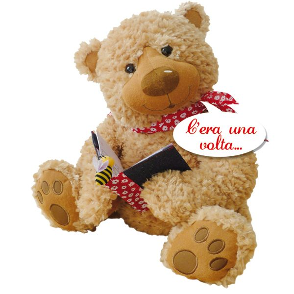 Orso raccontastorie - Superstar - Toys Center SUPERSTAR Unisex 12-36 Mesi, 3-5 Anni, 5-8 Anni ALTRI