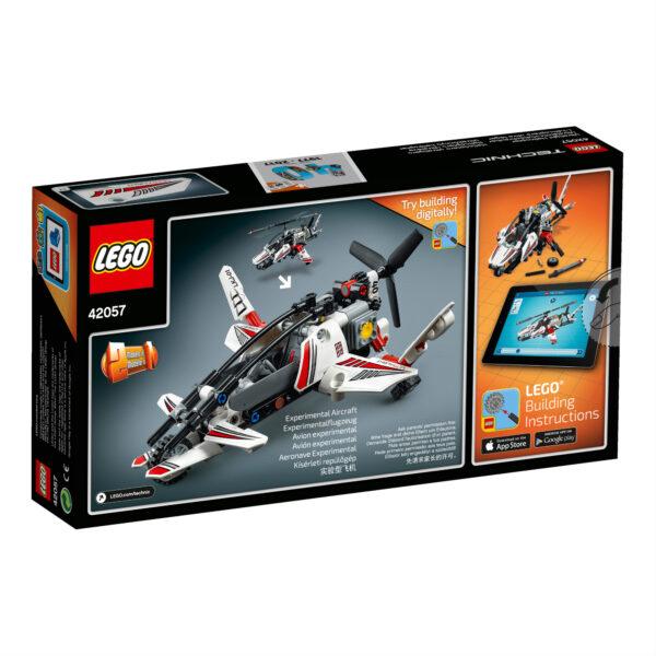 42057 - Elicottero ultragero - Lego Technic - Toys Center - LEGO TECHNIC - Costruzioni