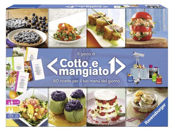 Cotto e Mangiato - Altro - Toys Center ALTRO Unisex 12+ Anni, 5-8 Anni, 8-12 Anni ALTRI