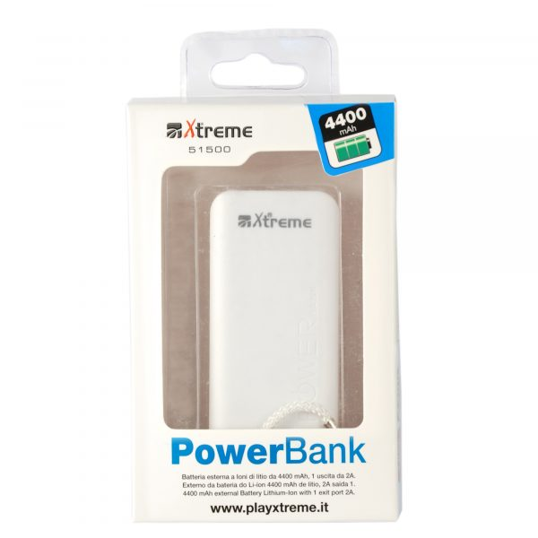 ALTRI XTREME Power Bank - SUPERMAN - Personaggi 12+ Anni, 5-8 Anni, 8-12 Anni Unisex