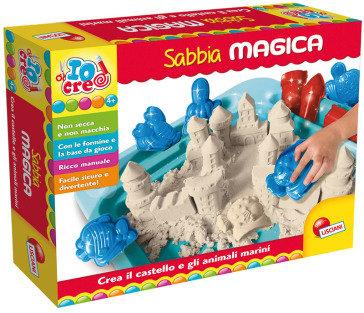 Io Creo Giochi di Sabbia Magica - Io Creo - Toys Center IO CREO Unisex 5-8 Anni, 8-12 Anni ALTRI