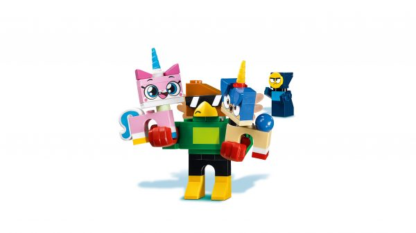 41453 - Party Time ALTRI Unisex 12+ Anni, 5-8 Anni, 8-12 Anni LEGO UNIKITTY