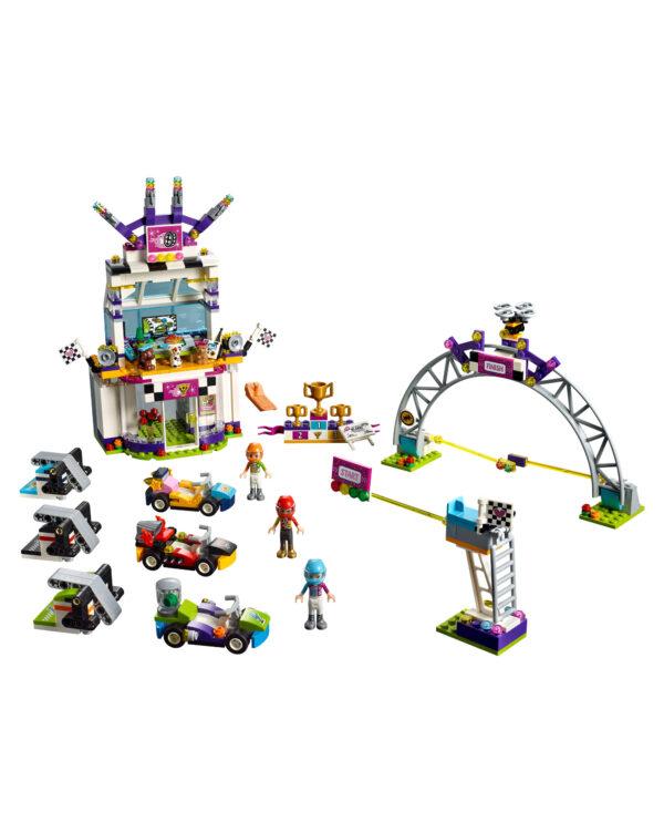 LEGO FRIENDS ALTRI LEGO Friends  - La grande corsa al go-kart 41352 Unisex 12+ Anni, 5-8 Anni, 8-12 Anni