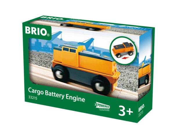 BRIO locomotiva a batterie per treno merci BRIO Unisex 12-36 Mesi, 3-4 Anni, 3-5 Anni, 5-7 Anni ALTRI