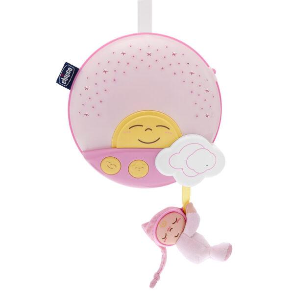 Pannello Sunset Rosa Chicco Femmina 0-12 Mesi, 0-2 Anni, 12-36 Mesi, 3-5 Anni, 5-8 Anni ALTRI