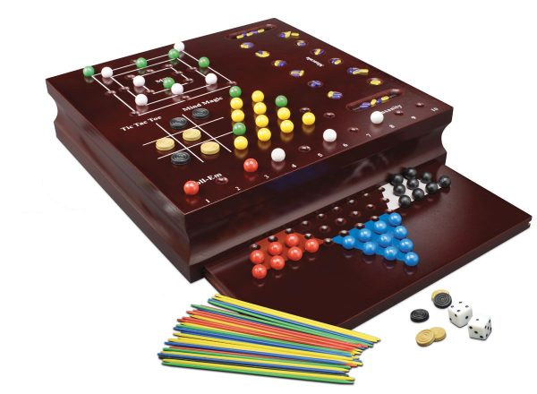 ZIG ZAG 10 GIOCHI IN LEGNO - Zig Zag - Toys Center - ZIG ZAG - Giochi da tavolo