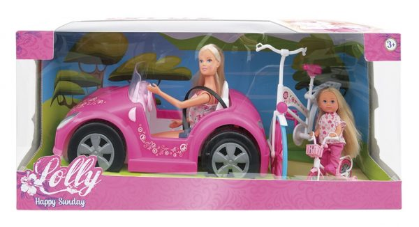 LOLLY HAPPY SUNDAY - Lolly - Toys Center LOLLY Femmina 12-36 Mesi, 12+ Anni, 3-5 Anni, 5-8 Anni, 8-12 Anni ALTRI