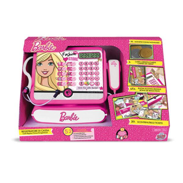 Registratore di cassa di Barbie Barbie Femmina 12-36 Mesi, 3-5 Anni, 5-8 Anni ALTRI