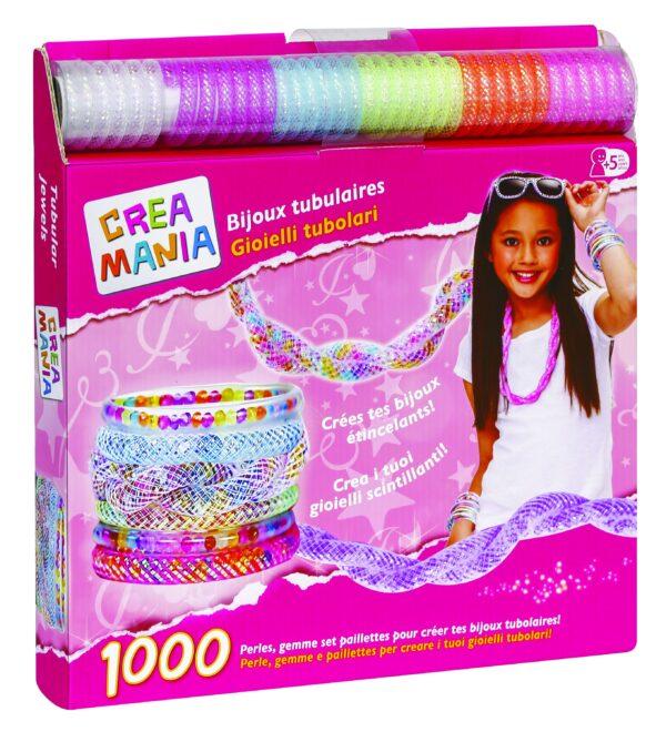 GIOIELLI ARCOBALENO - Creamania Girl - Toys Center - CREAMANIA GIRL - Fino al -30%