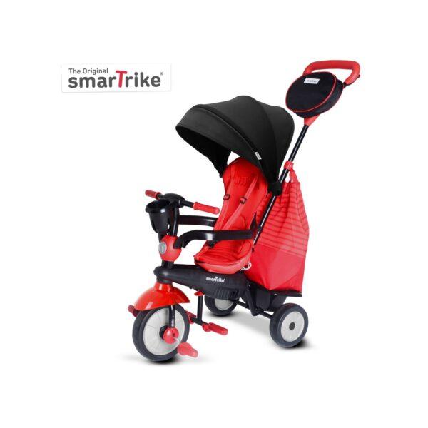SMART TRIKE SWING 4 IN 1 ROSSO - Smart Trike SMART TRIKE Unisex 0-12 Mesi, 12-36 Mesi, 3-5 Anni ALTRI