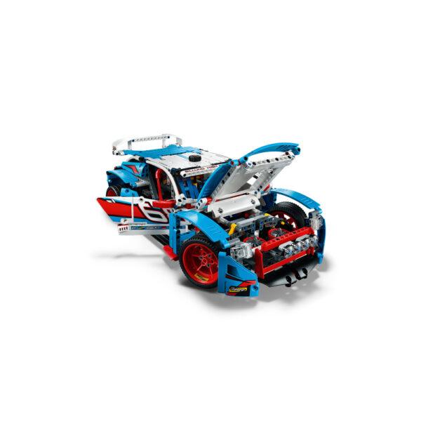 ALTRI LEGO TECHNIC Maschio 12+ Anni, 8-12 Anni 42077 - Auto da rally - Età