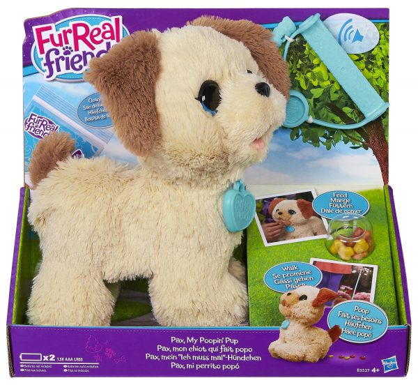 Pax My Poopin - Fur Real - Toys Center FUR REAL Femmina 12-36 Mesi, 3-5 Anni ALTRI